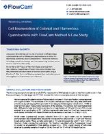 App Note: микроцистис и другие колониальные цианобактерии