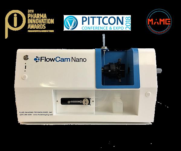 Отмеченная наградами FlowCam ® Nano