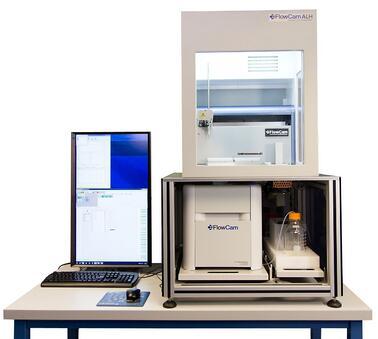 FlowCam ® ALH - Автоматическая система обработки жидкостей